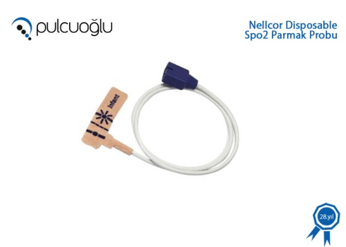 Nellcor Disposable SpO2 Parmak Probu